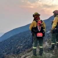 Incendio en el cerro Atacazo fue controlado