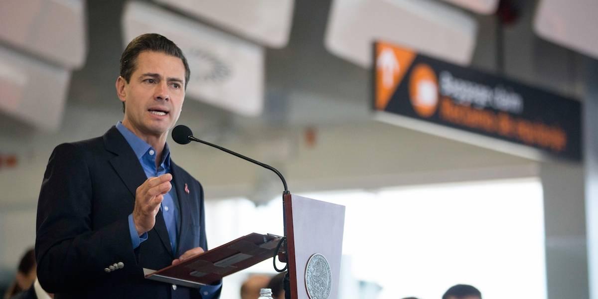 USMCA hará de Norteamérica la región más competitiva el mundo: Peña Nieto