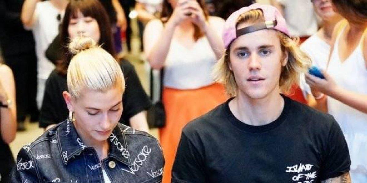 Justin Bieber ya es parte del club de los casados