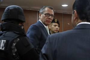 Trasladan a Jorge Glas a la cárcel de Latacunga, según su abogado