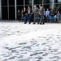 UNAM inaugura Monumento a la Ausencia y presenta Plataforma M68