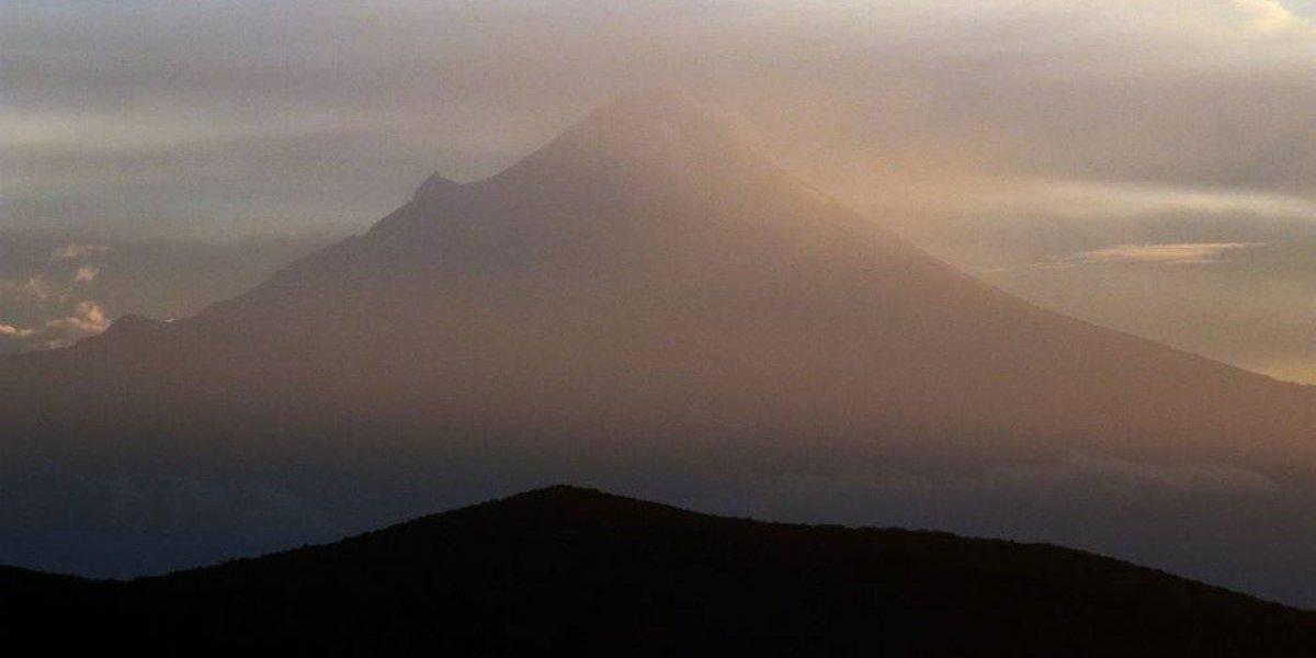 Volcán Popocatépetl registra más de 150 exhalaciones en 24 horas
