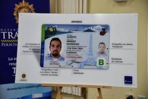 Nuevo diseño licencia de conducir