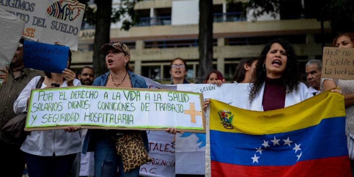 """ONU y OEA denuncian """"crisis"""" en el sistema de salud de Venezuela"""