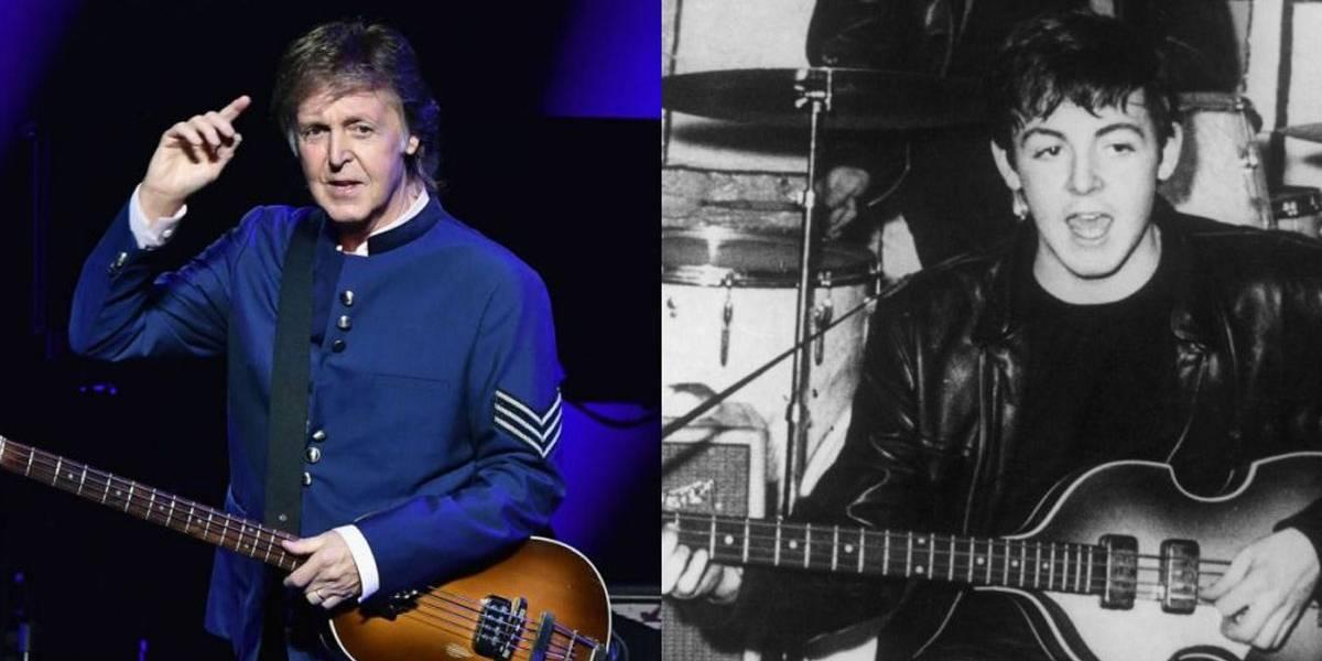 Paul McCartney confirma dois shows no Brasil em março de 2019