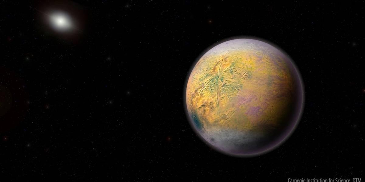 Descubren un nuevo planeta enano en el extremo del Sistema Solar