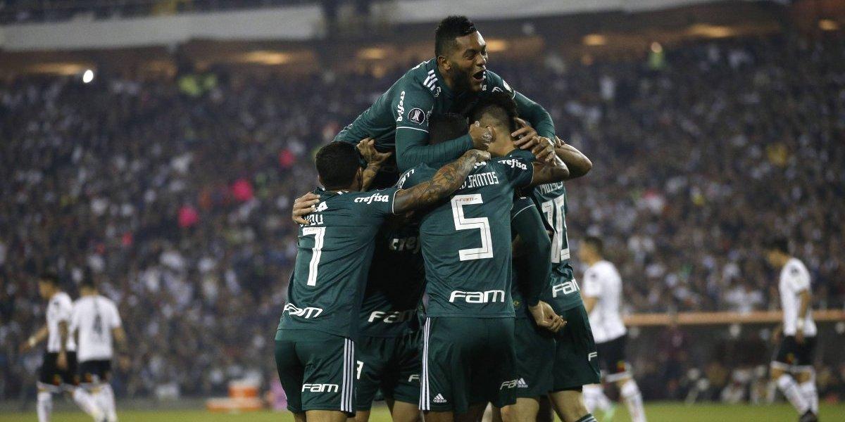 Palmeiras utilizaría la misma formación que ya le ganó a Colo Colo en la ida de los cuartos de Libertadores