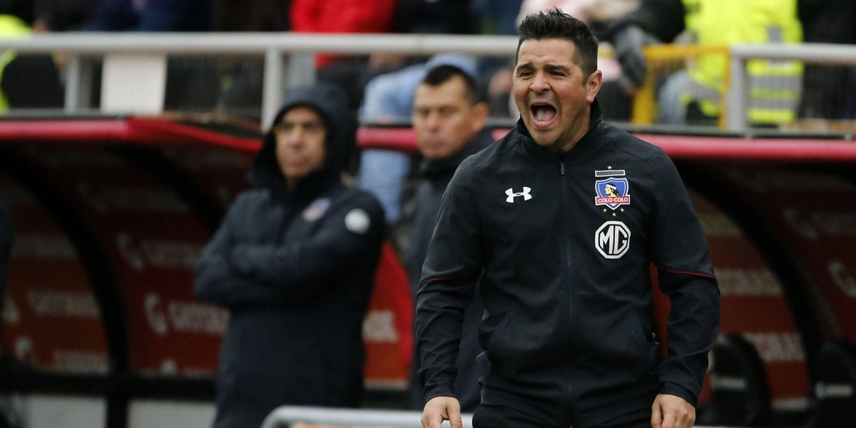 Héctor Tapia busca el milagro ante Palmeiras para tener la última chance de negociar su renovación en Colo Colo
