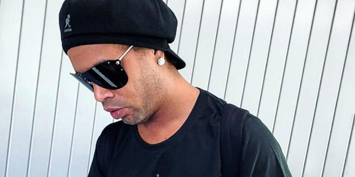Ronaldinho se convertirá en chofer de Uber