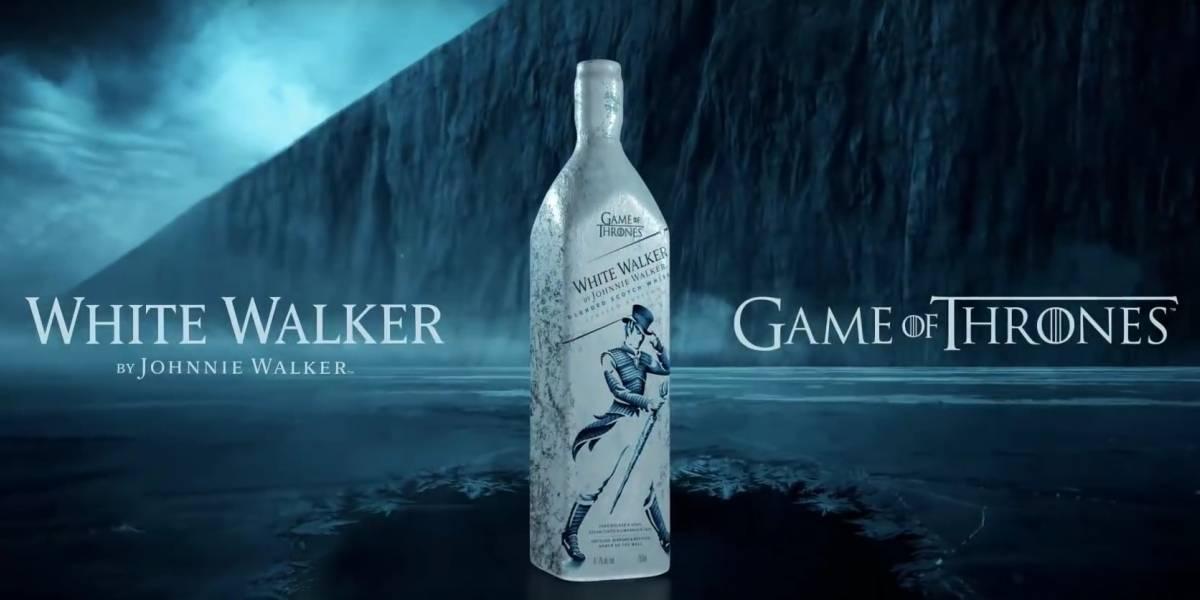 Game Of Thrones: Johnnie Walker lança whisky inspirado na série chamado White Walker