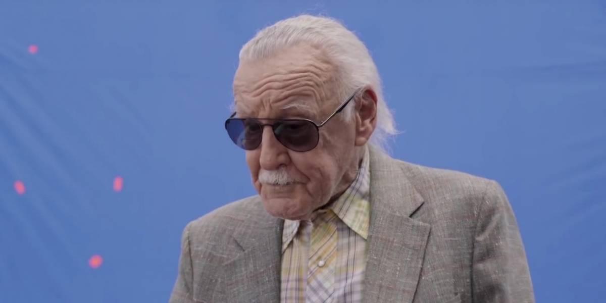 Stan Lee nega que tenha sido vítima de abuso por parte da filha