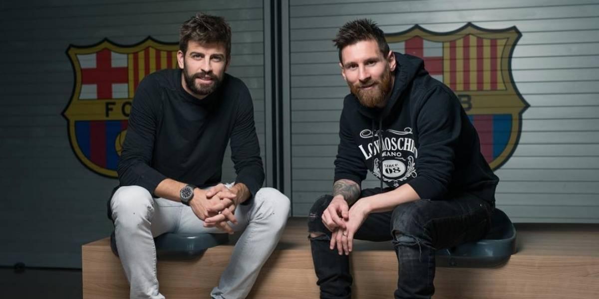 ¡Divorcio entre Messi y Piqué!