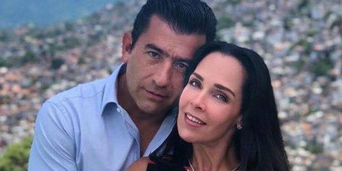 Matan al esposo de la actriz mexicana Sharis Cid
