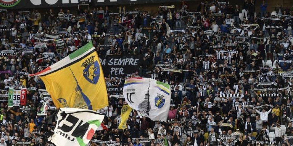 Imponen castigo a estadio de la Juventus por gritos racistas