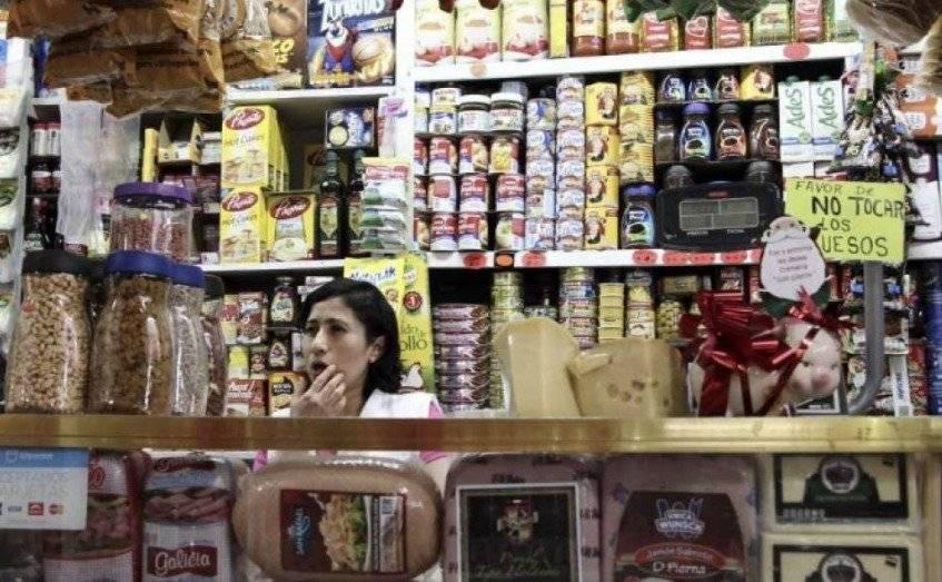 En México existen un millón 182 mil unidades económicas catalogadas dentro del pequeño comercio, reportan cifras oficiales Cuartoscuro