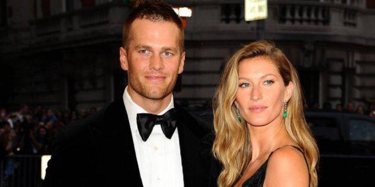 El día que Gisele Bündchen se enteró de que Tom Brady esperaba un hijo con otra mujer