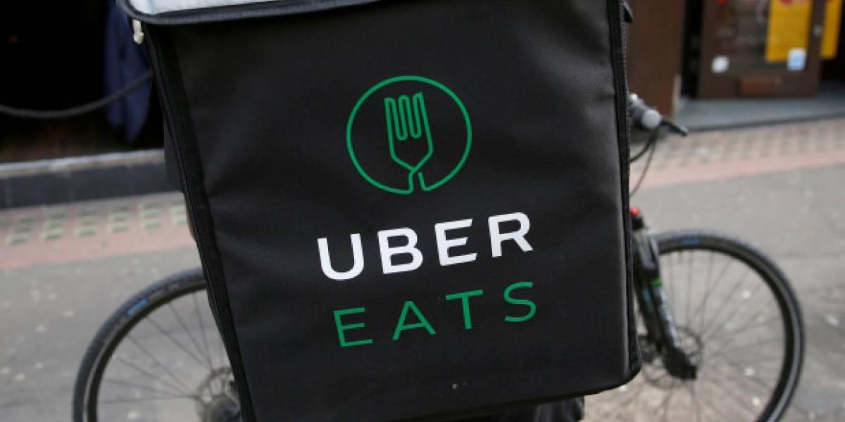 UberEats inicia operaciones en Concepción: contará con una treintena de restaurantes asociados