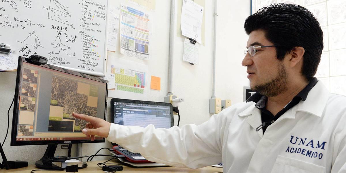 Científicos de la UNAM purifican agua con nanofibras