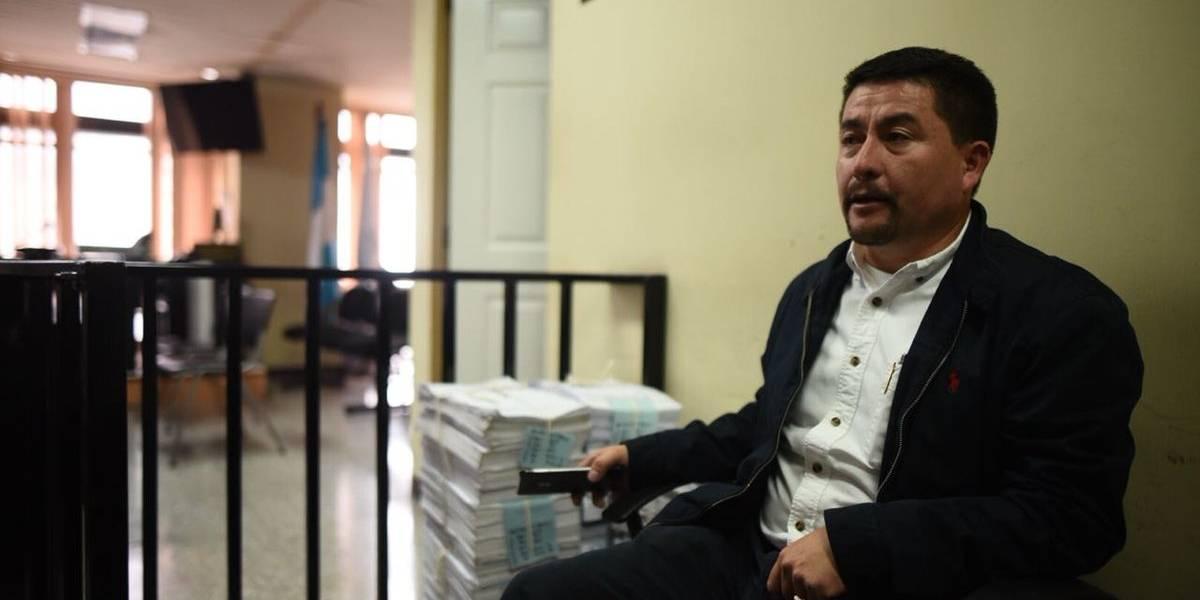 MP presenta solicitud de antejuicio contra alcalde de Santa Catarina Pinula, Víctor Alvarizaes