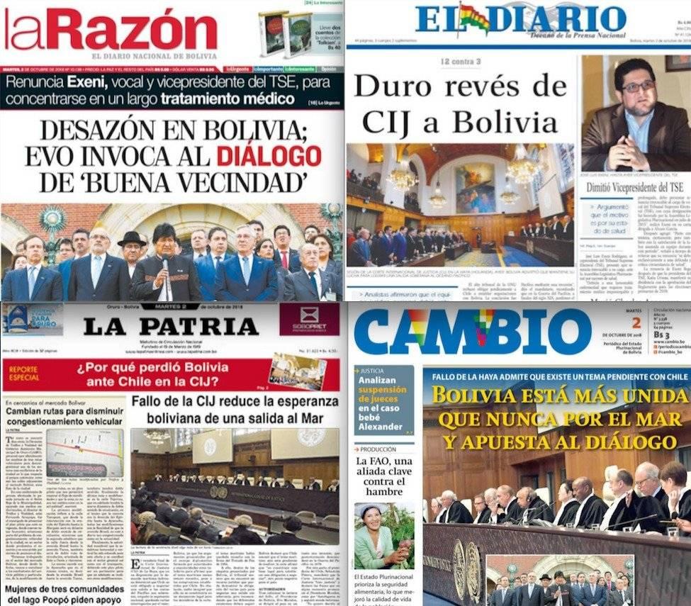 portadas bolivianas