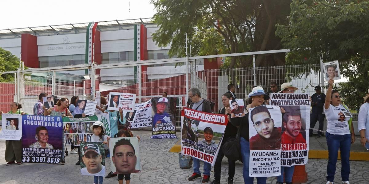 A marchas forzadas en el registro de cadáveres en Jalisco