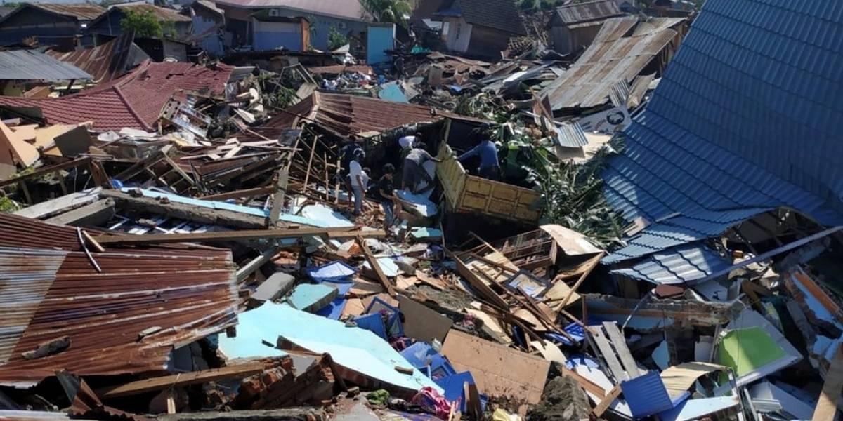 """Os fatores que fizeram """"pior cenário possível"""" virar realidade com tsunami na Indonésia"""