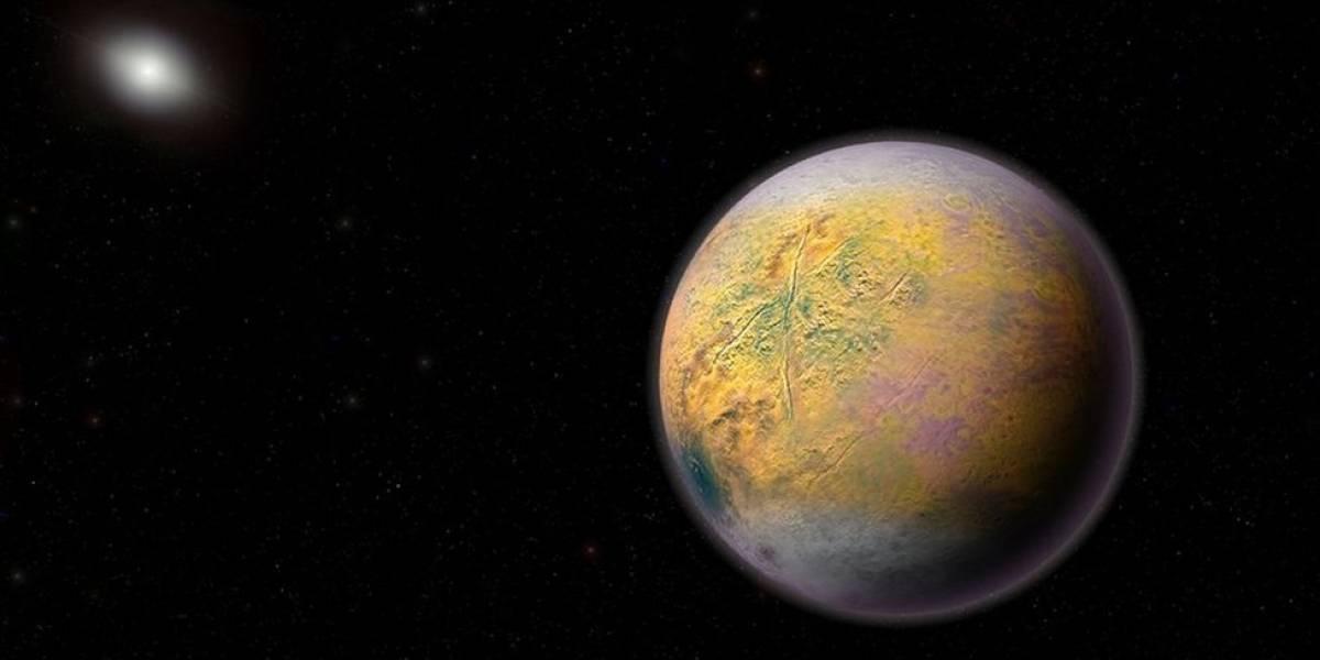 """Duende"", o objeto descoberto nos confins do Sistema Solar que aponta para a existência do ""Planeta X"""
