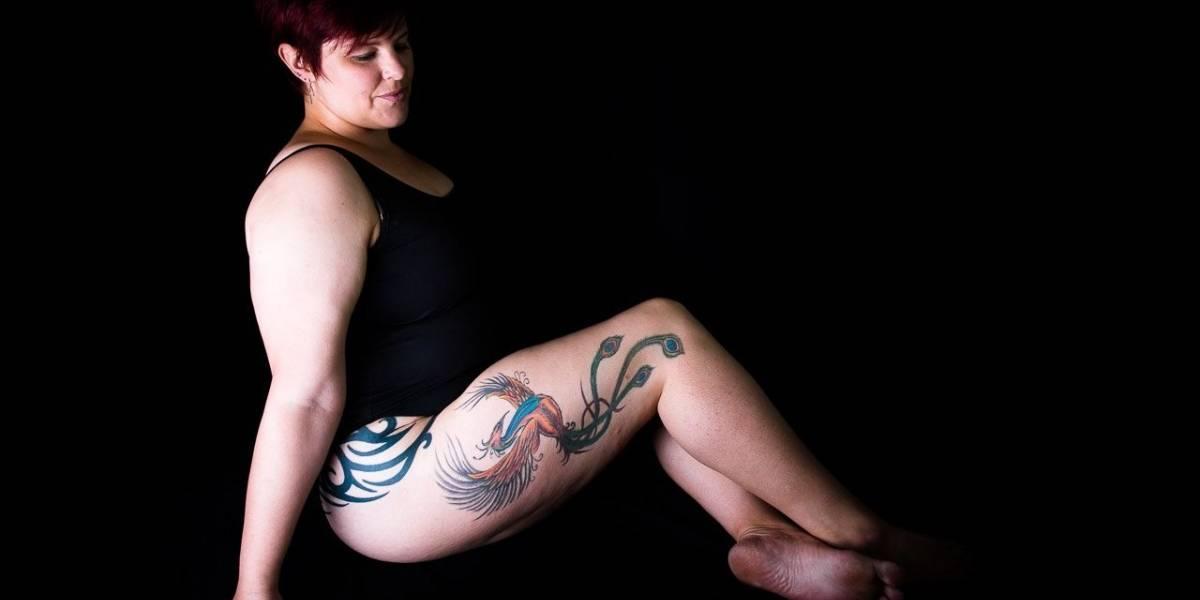 """Mis tatuajes me recuerdan quién era antes de ser madre"""