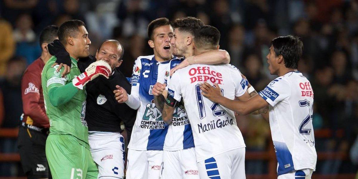 Pachuca elimina a Tigres de la Copa MX en penales