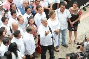 AMLO gira de agradecimiento en Acapulco