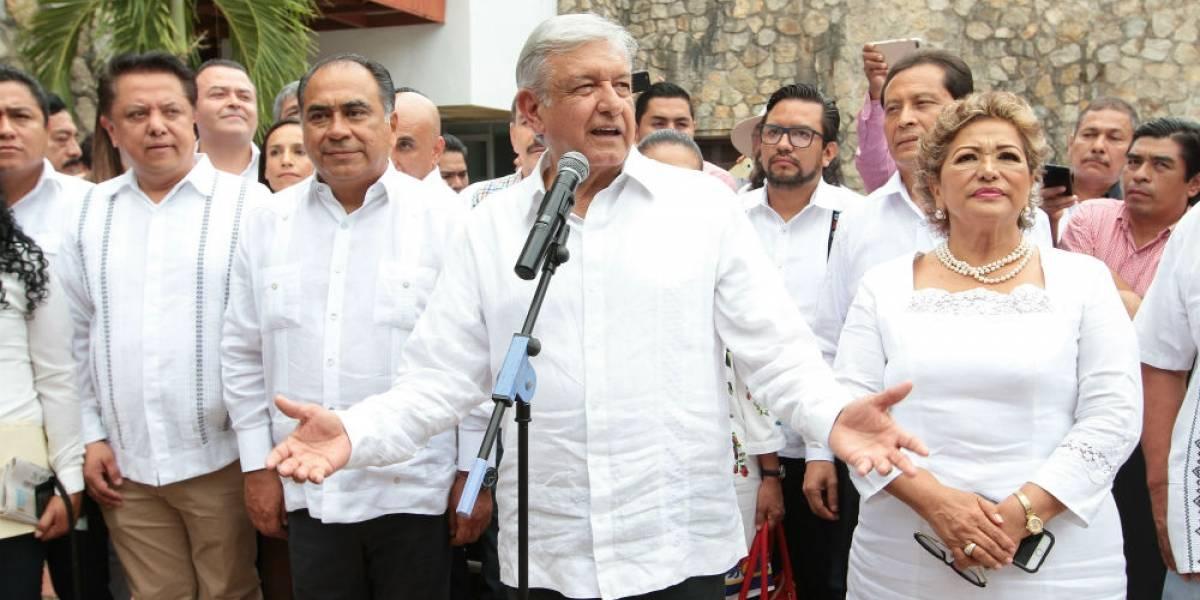 AMLO promete trabajo conjunto con Guerrero contra violencia e inseguridad