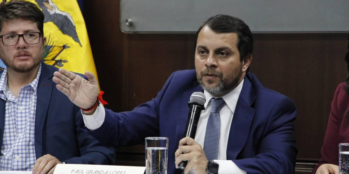 Ministro de Justicia pide reforzar protección a testigos en caso Balda