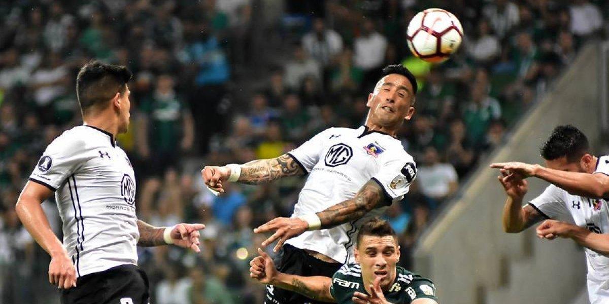 Uno a uno de Colo Colo ante Palmeiras: Equipo perdido, sin ideas, sin rebeldía ni ganas