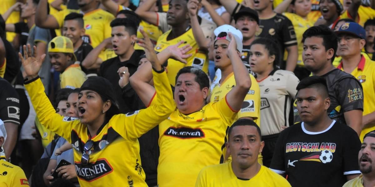 Clásico del Astillero, Barcelona vs Emelec: Hora y fecha de partido en el Monumental