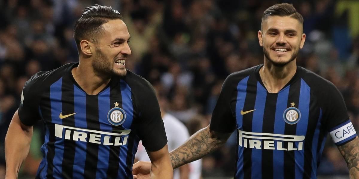 Un Inter de Milán en alza visita al siempre complicado, PSV Eindhoven