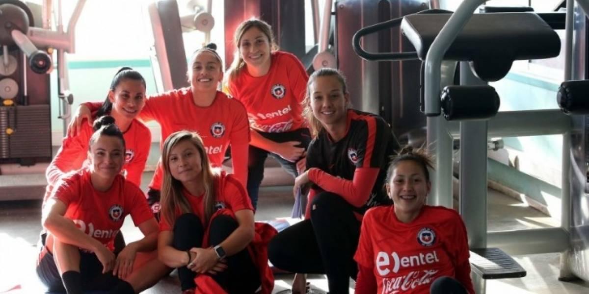 La Roja femenina completó su nómina para los amistosos ante Sudáfrica