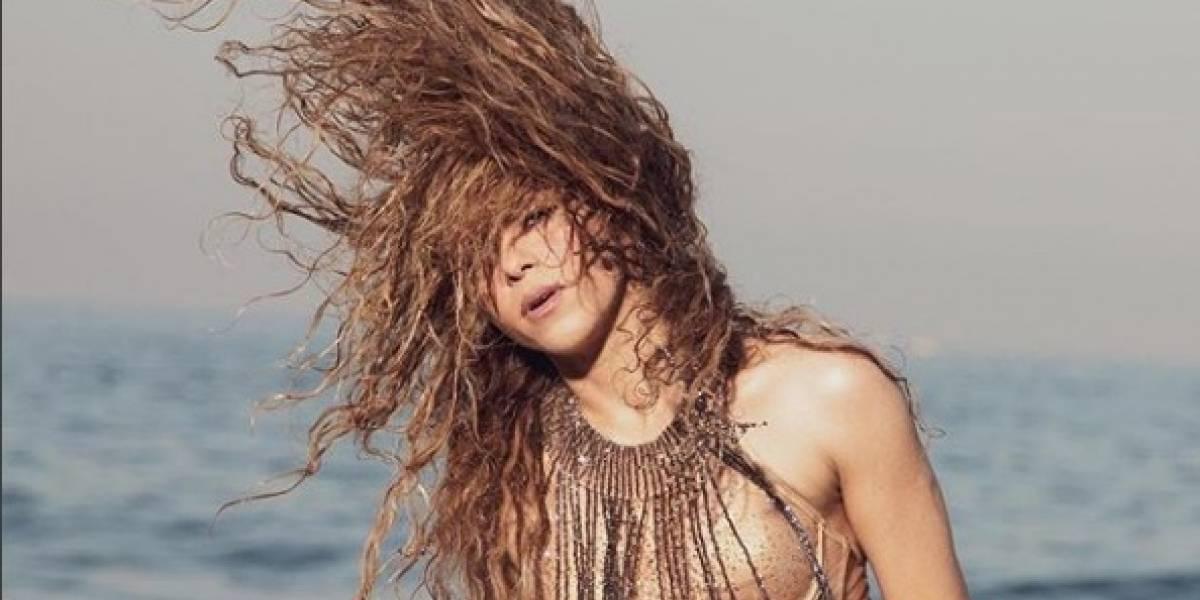 Shakira tendrá una serie biográfica
