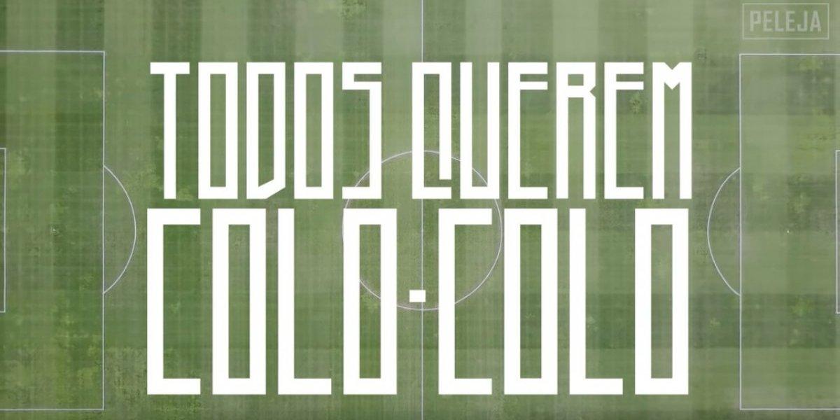 """""""Todos querem Colo Colo"""", el documental brasileño que se estrenó en el Museo del Fútbol de Sao Paulo"""