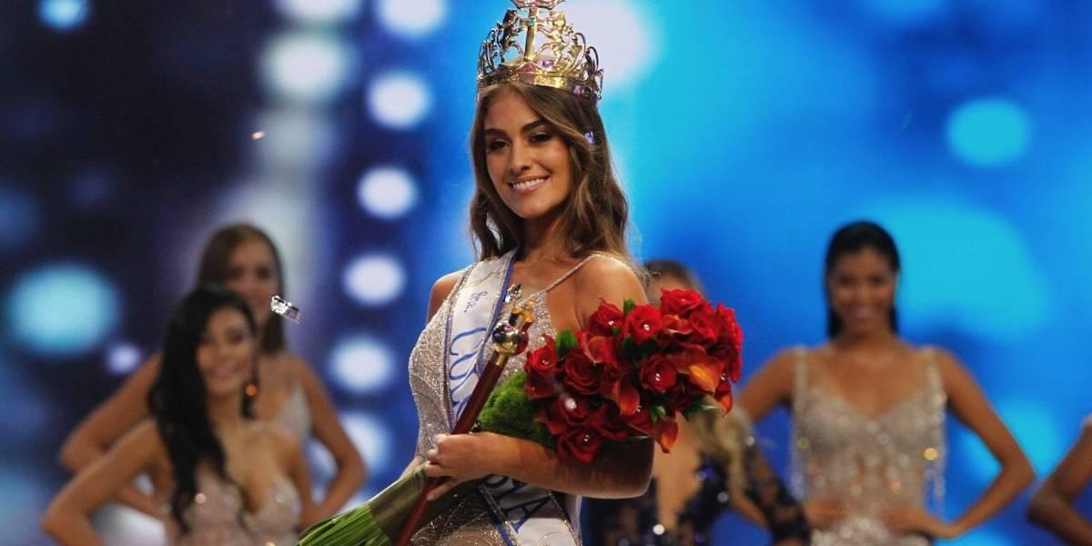 Miss Mongolia, la segunda mujer transexual en participar en Miss Universo