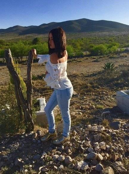 Rubí Ibarra, la quinceañera Instagram