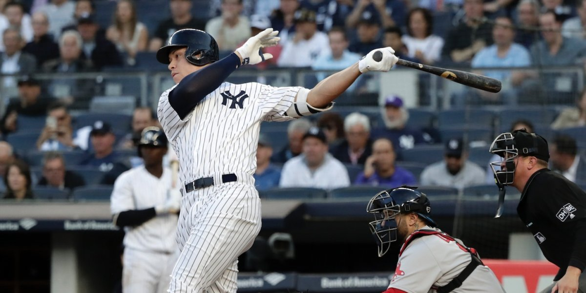 Los Yankees se miden a los A's, con los Medias Rojas en el horizonte