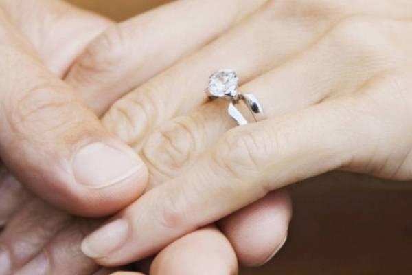 propuesta de matrimonio, anillo de bodas