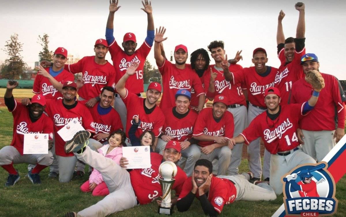 Beisbol migrante en Chile