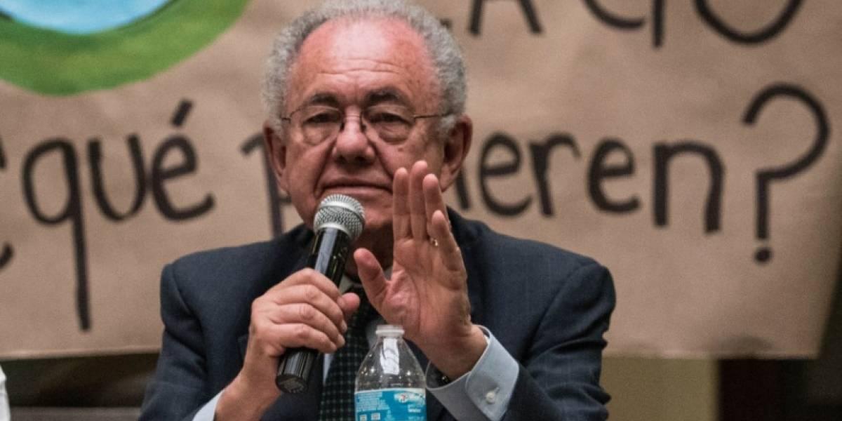Sin facultades para detener de inmediato el NAIM: Jiménez Espriú