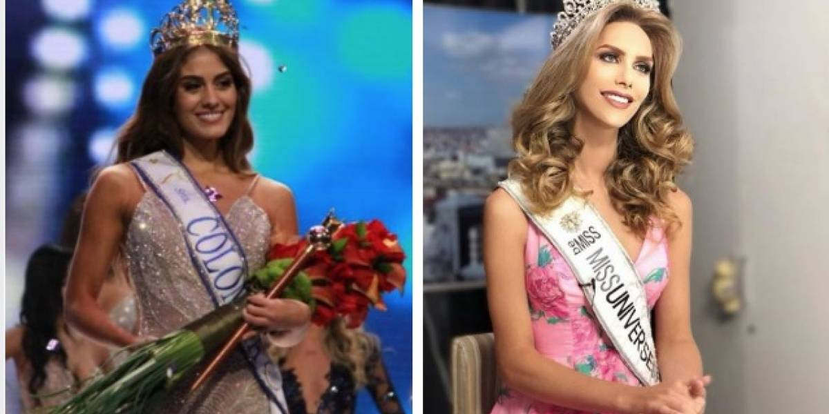 ¿Miss España trans le respondió a Miss Colombia por polémica?