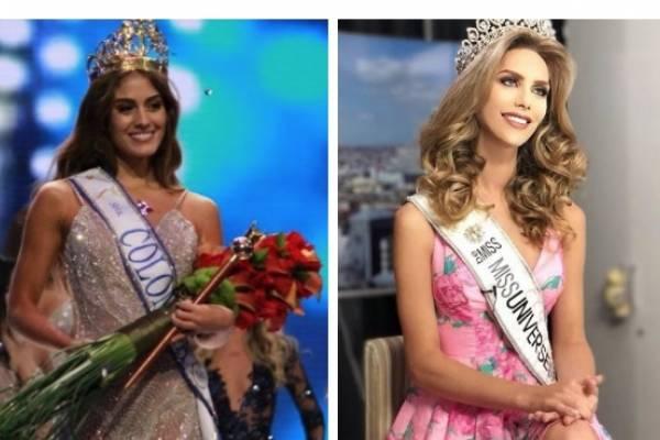 Miss Colombia - Miss España
