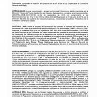 documento Arcotel