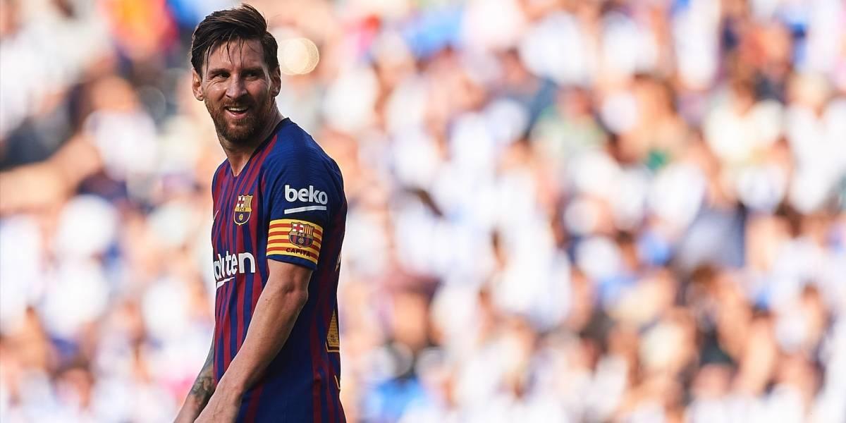 Barcelona es puesto a prueba por un aguerrido, Tottenham
