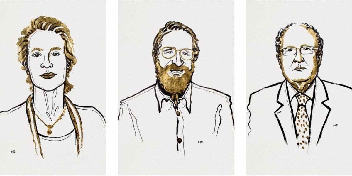 Nobel de Química vai para trio que usaram a evolução para criar proteínas