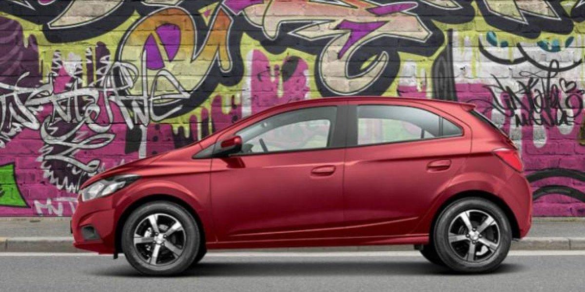 Chevrolet llega al millón de unidades de Onix producidas en Latinoamérica